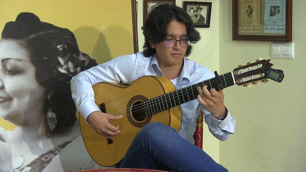Corazón Flamenco David de Arahal 2019
