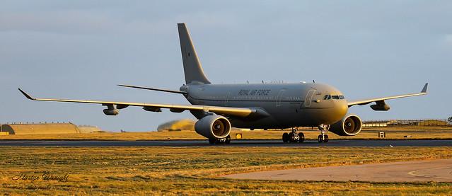 ZZ338 RAF Airbus KC2 Voyager