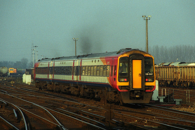 159007, Eastleigh, January 20th 2001
