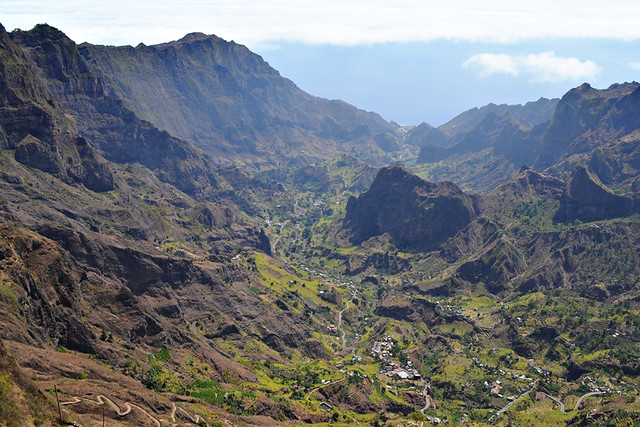 Paul Valley, Santo Antao, Cape Verde