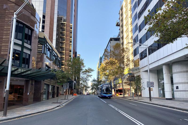 Miller Street, North Sydney