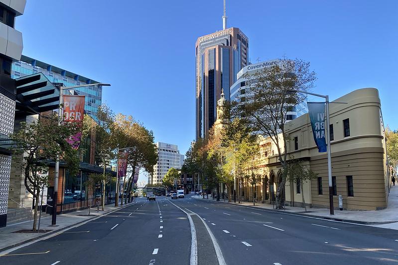 Pacific Highway, North Sydney