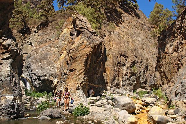 La Caldera de Taburiente, La Palma, Canary Islands
