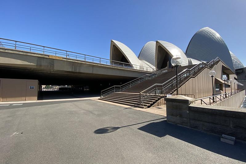Opera House tunnel