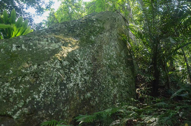 巨岩岩壁地形 (1)