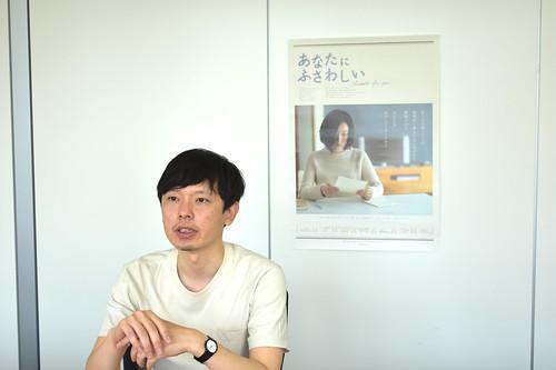 映画『あなたにふさわしい』宝隼也監督