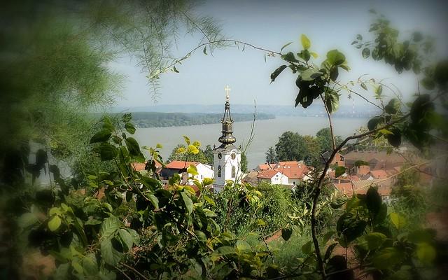 Saint Nicholas church, Gardoš, Zemun, Serbia
