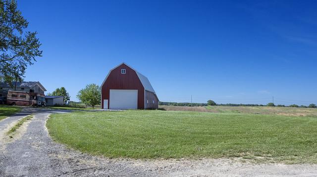 Barn, June 7, 2020