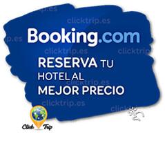Enlace oficial de Booking.com | Hoteles en todo el mundo con grandes DESCUENTOS | www.clicktrip.es