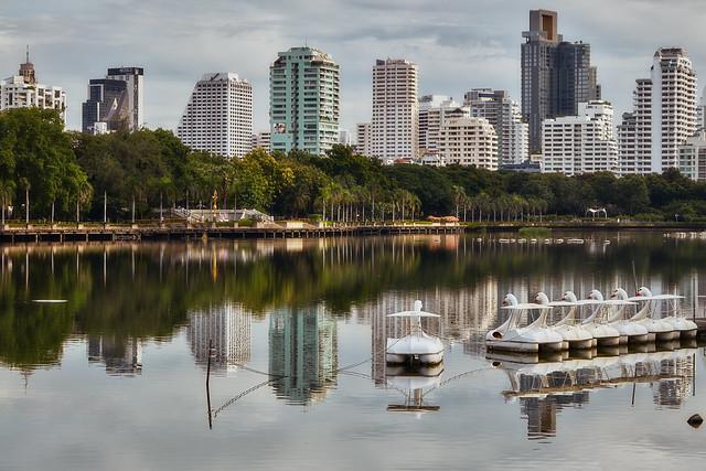 Bangkok – Benjakitti Park