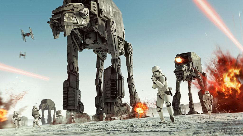 Star Wars:Battlefront II