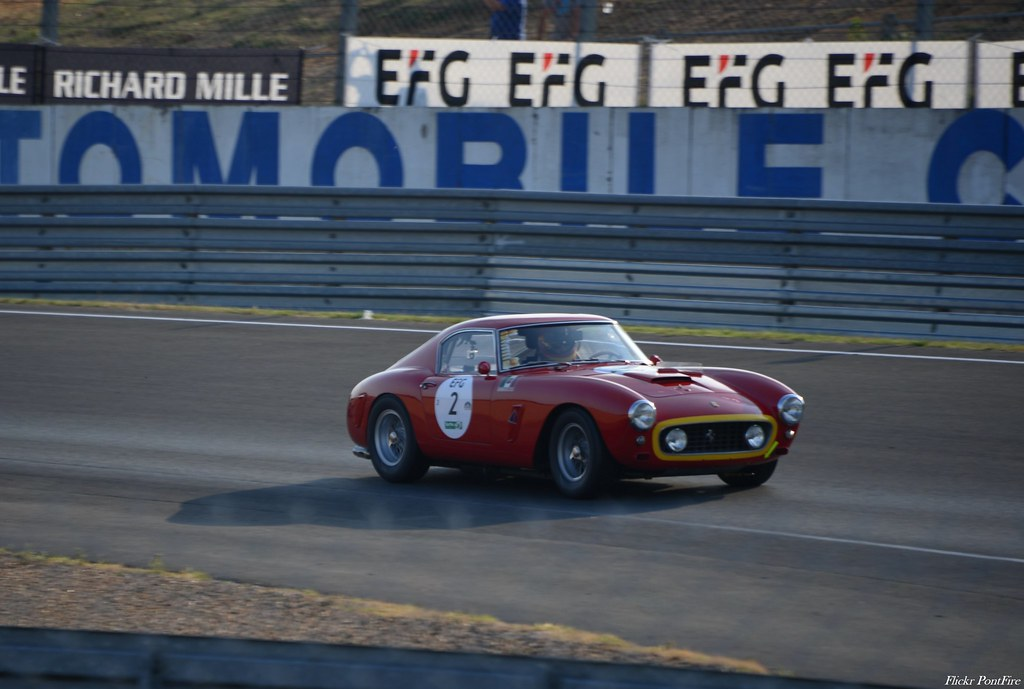 1960 Ferrari 250 Gt Berlinetta Swb Competizione
