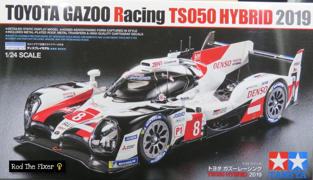 Toyota Gazoo TS050 - 2019