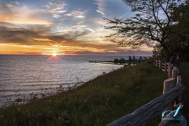 Pioneer Park Sunset Vista - June 7, 2020
