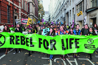 Extinction Rebellion: Truth works