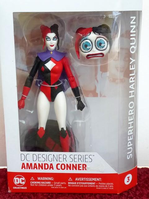 DC Designer Series Amanda Conner