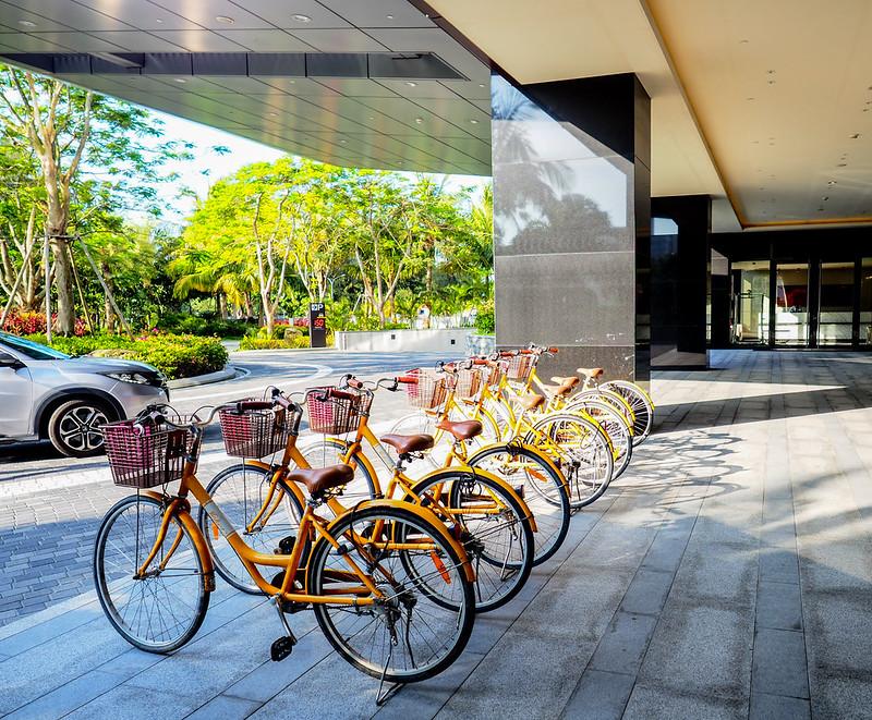 公設 免費腳踏車