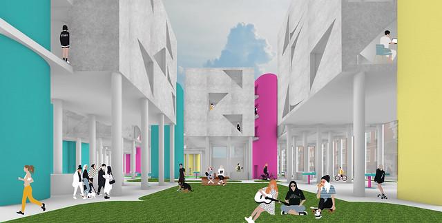 ARCH301_Housing Oslo_1.01