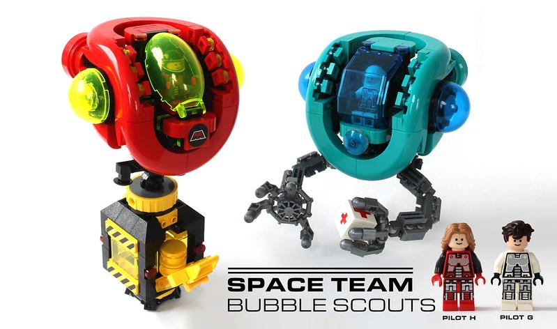 Space Team: Bubble Scouts