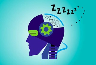 Intelligent machines of the future may need to sleep as much as we do.