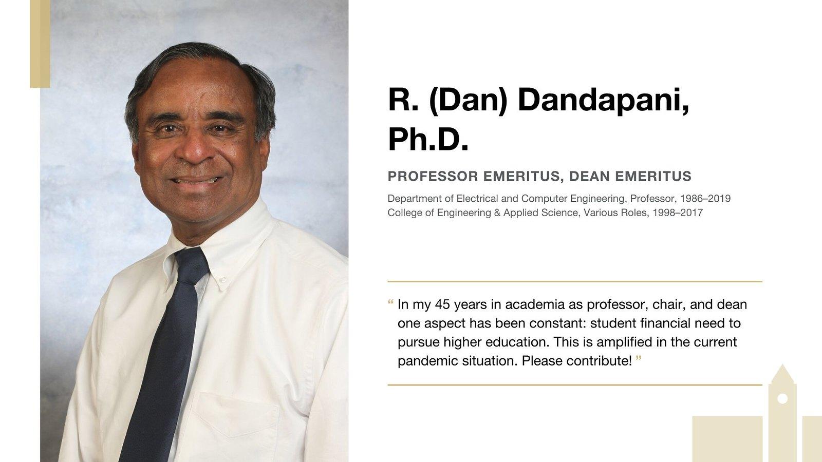 3-Dan Dandapani