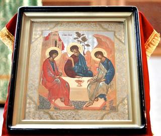 07.06.2020   Праздник Троицы в Юрьевом монастыре