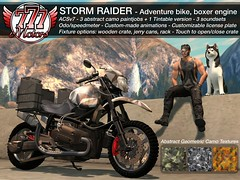 [777] Storm Raider
