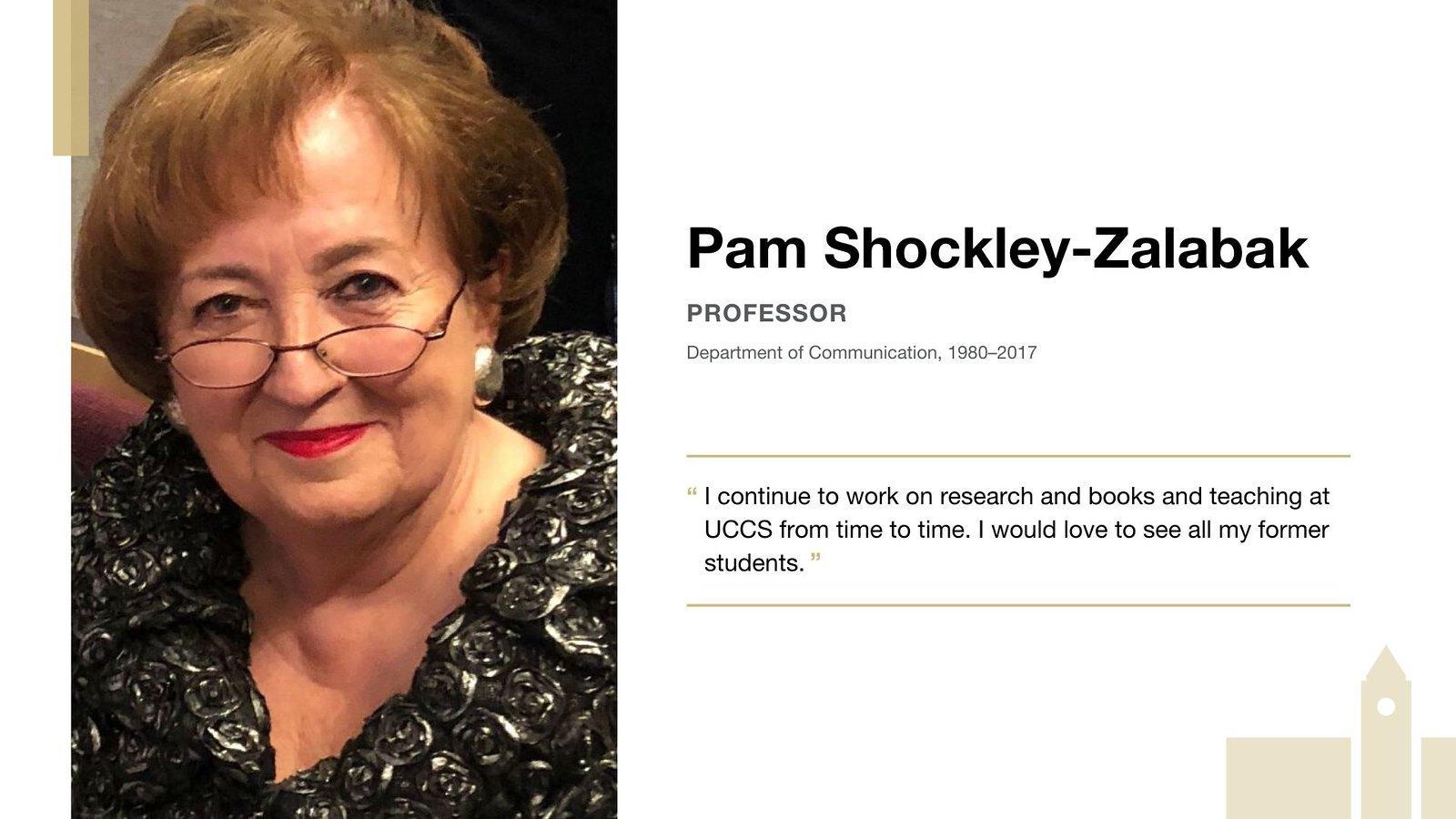 11-Pam Shockley-Zalabak