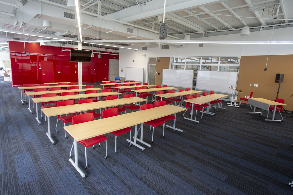 Breakout & Academic Spaces