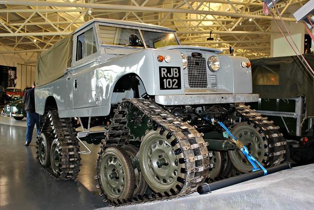 085 Land Rover Ser.II Cuthbertson (1958) RJB 102