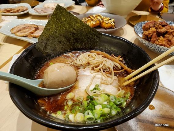 Ramen Yutaka chicken ramen