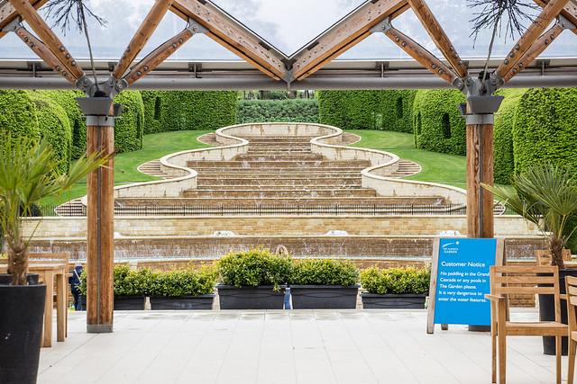 The Alnwick Garden, Alnwick, England