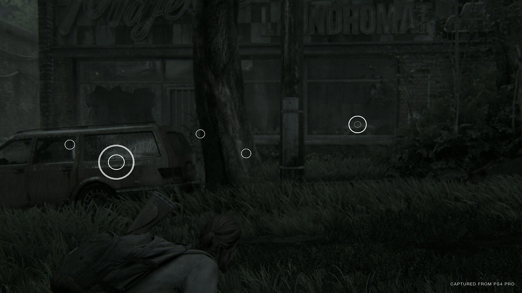 The Last of Us Part II Accessibility Options: Enhanced Listen