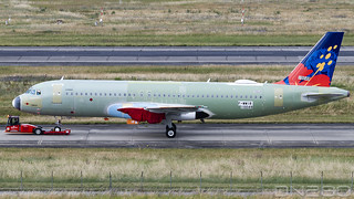 AirCalin A320-271N msn 10049