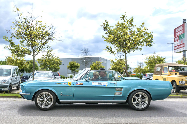 FORD Mustang Cabrio 1968