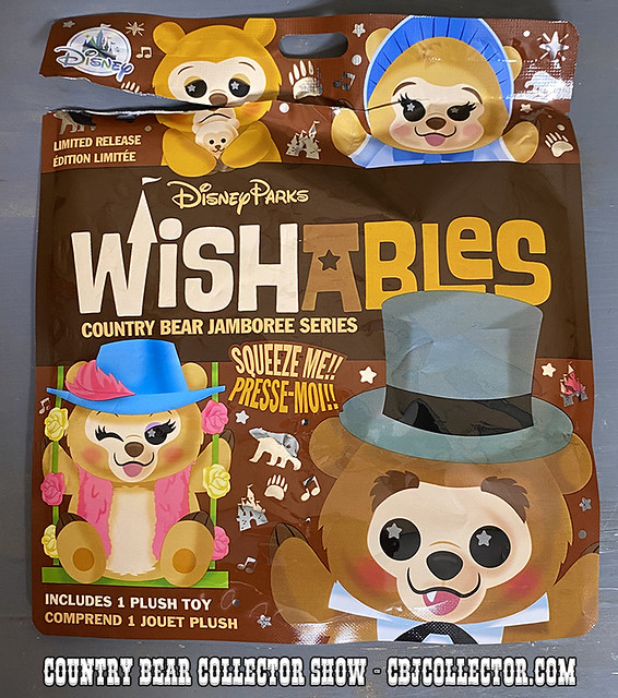 2020 Limited Release Disney Parks Henry Wishable - CBCS #259