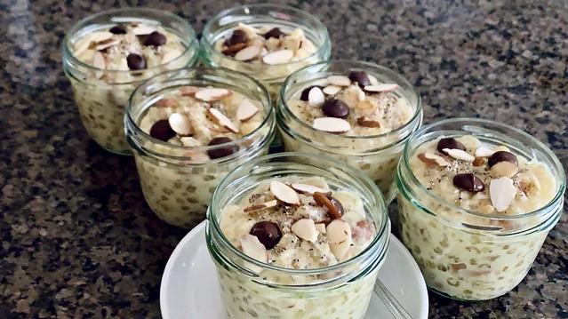 Sabudana Kheer or Tapioca Pudding Tanvii.com