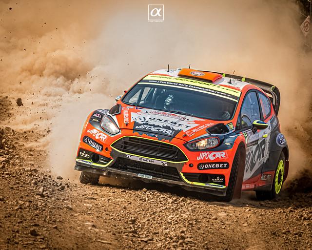 2017 Rally Italia SardegnaWorld Rally Championship