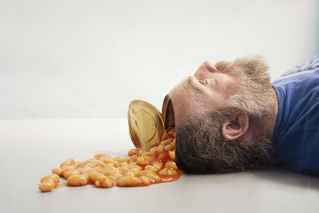 160/366 - spilling the beans