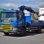 Scania 94D Bruins Klazienaveen
