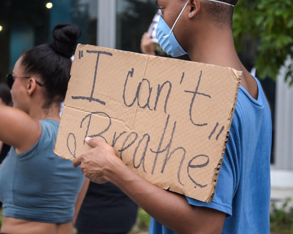BLM Protest in Miami