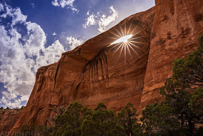 West Pollock Arch Sunstar