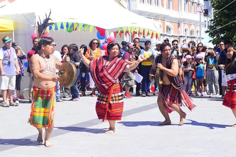 The Cordillera Administrative Region (CAR) NZ Dance Troupe