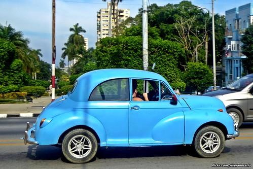 Morris Minor - La Habana, Cuba