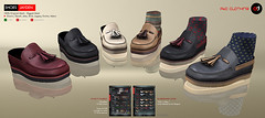 ! A&D Clothing - Shoes -Jayden-   NewRelease