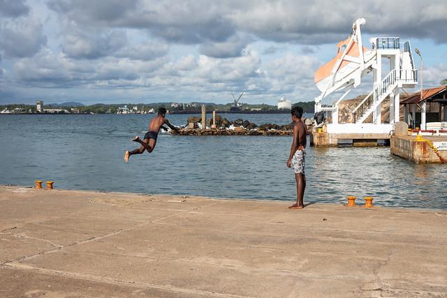 Harbour Fun, Galle