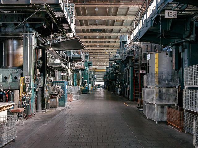 industrial. vernon, ca. 2006.