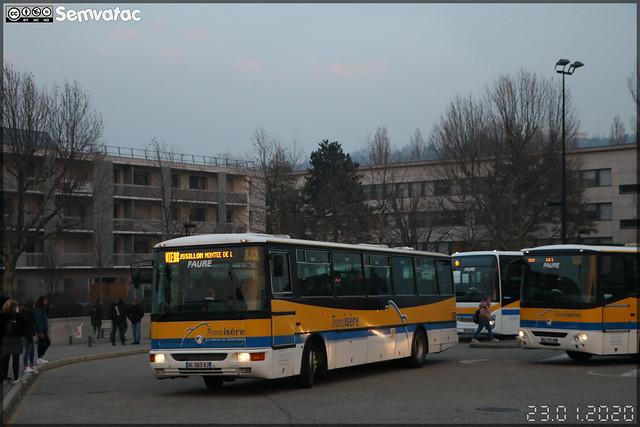 Irisbus Récréo – Faure / Auvergne-Rhône-Alpes / TransIsère