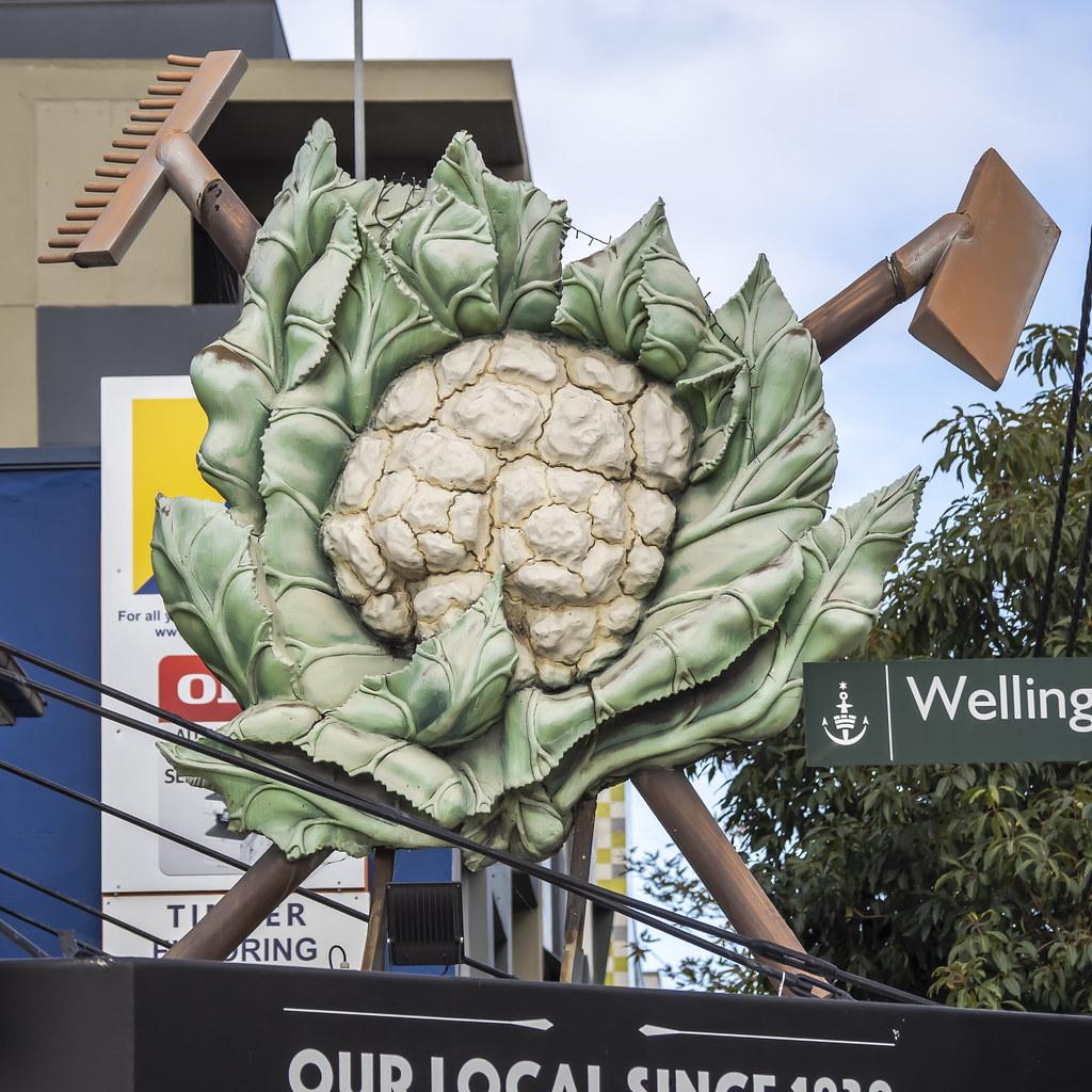 Big Cauliflower