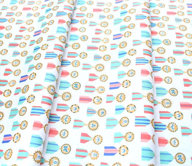 Paintbrush Studio Fabrics Best in Show 120-21556 Dog Medals